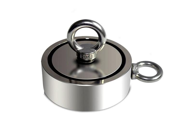 Tazón de hierro y gancho de succión-5
